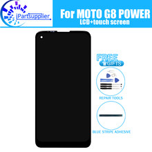 For MOTO G8 POWER LCD Display + Touch Screen Digitizer Assembly 100% New Tested LCD Screen+Touch for MOTO G8 POWER
