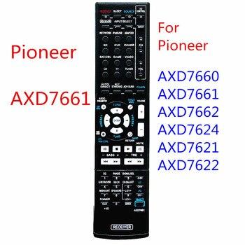 New AXD7661 Remote For Pioneer AXD7660AXD7662AXD7621AXD7622 AXD7624 VSX-822-K VSX-1022-K VSX-822 VSX-1022 Audio/Video Receiver