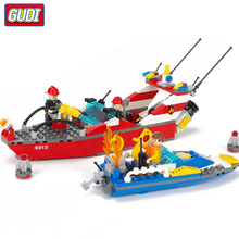 Blocks Large Fire Rescue Legoingly Building Blocks Fire Station Helicopter Truck Block Toys For Children Gifts spray fire toy car fire engines rescue fire truck strengthen children fire awareness best for your boys