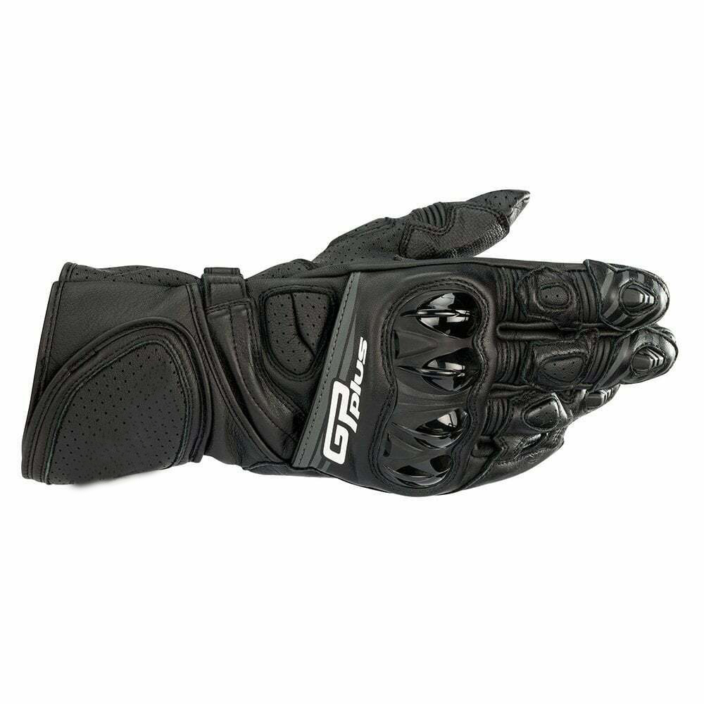 Alpin GP Plus 2 Leder Track Herren Motorrad Motorrad Handschuhe NEUE
