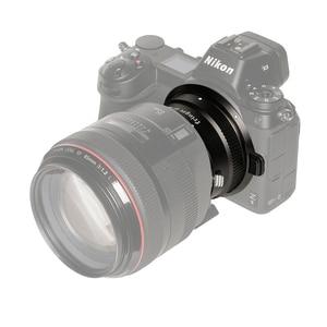 Image 3 - Fringer EF NZ Anello Adattatore Fotocamera EFS NZ Messa a Fuoco Automatica Af Adattatori per Obiettivi Fotografici per Canon Ef Lens per Nikon Z6 Z7 Z50 EF NK Z Montaggio