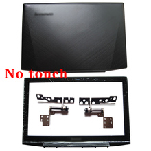 цена на NEW For Lenovo Y50 Y50-70 Y50-70A Laptop LCD Back Cover/Front Bezel/Hinges/Palmrest/Bottom Case AM14R000400 AM14R000300