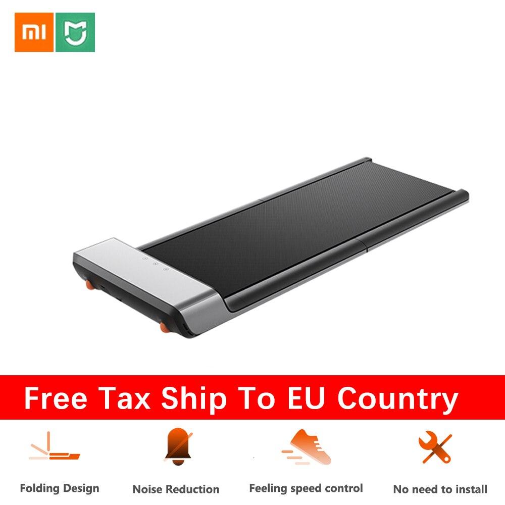 Original Xiaomi Mijia Smart WalkingPad plegable antideslizante automático Control de velocidad pantalla LED Fitness pérdida de peso