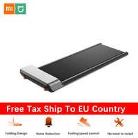 Original Xiaomi Mijia Smart WalkingPad pliant antidérapant automatique contrôle de vitesse LED affichage Fitness perte de poids tapis roulant
