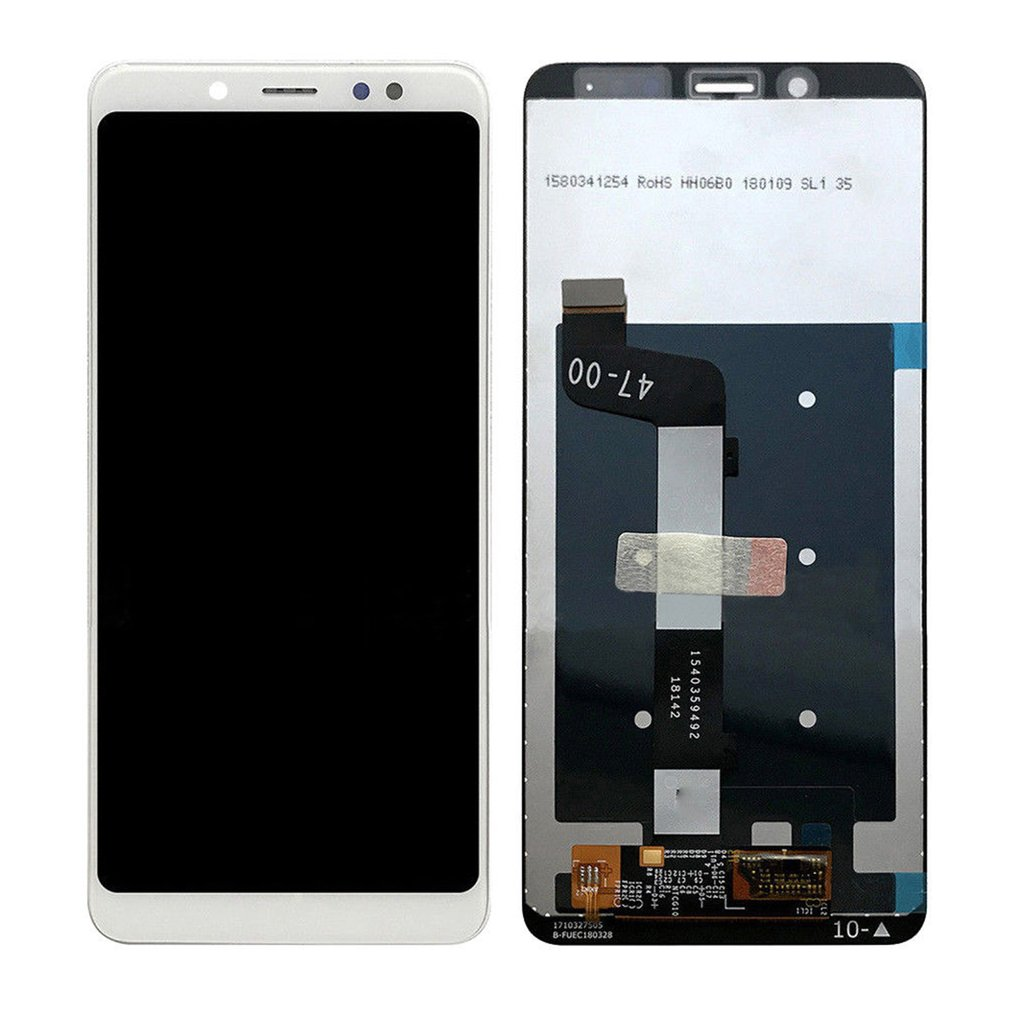 Für <font><b>Xiaomi</b></font> redmi Hinweis <font><b>5</b></font> Glas <font><b>LCD</b></font> display Touch Screen Panel Rahmen Screen Digitizer Ersatz Teil image