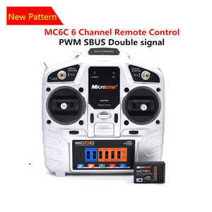 Image 5 - MicroZone MC6C 2.4G 6CH controller transmitter receiver radio system for RC airplane drone multirotor helicopter car boat