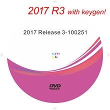 2021 neueste 2017.R3 keygen software für vd V5.0012/V5008 R2 KEYGEN auf Disk/DVD für delphis hinzufügen mehr auto lkw