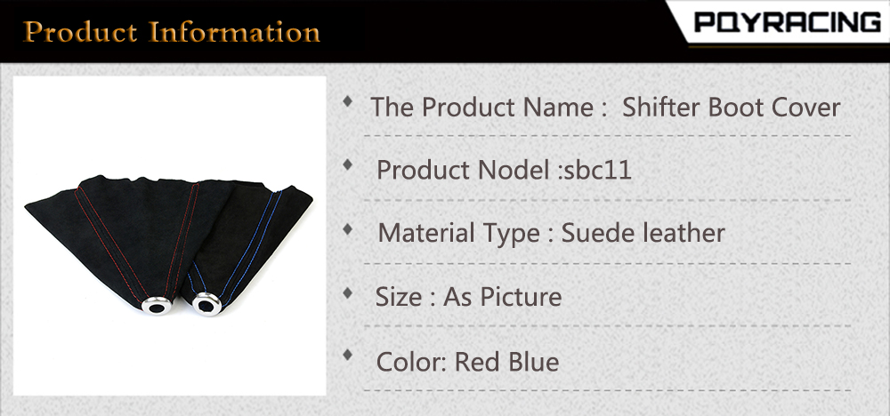 BMW E36 Suede Fabric JDM Manual Shift Boot
