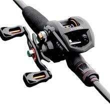 Магнитная Тормозная система, супер светильник, 195 г, катушка для наживки, Рыболовная катушка, LC 11BB 6,3: 1, катушка для наживки, катушка для наживки, комбинированная удочка для рыбалки