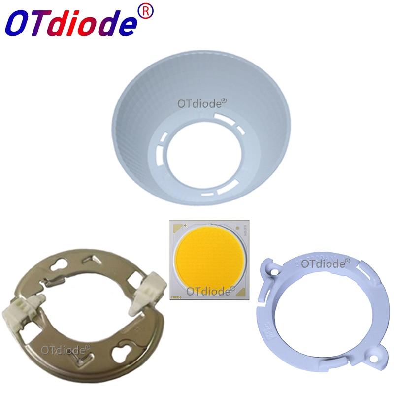 Original CREE COB CXB3590 3000K/3500K/5000K/6500K With Ideal Holder 50-2303CR Adapter 50-2300AN Reflector Diy Led Grow Light