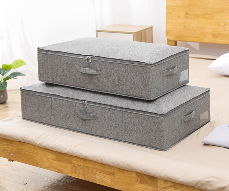 Underbed Shoe Storage Organizer Box 1 (3)