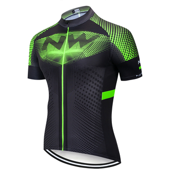 2020 NW Pro team Summer Jerseys Bike Shirt Men's Cycling Jersey Ciclismo Bicicleta Sportswear Maillot Ciclismo Breathable - Pic Color, XXL