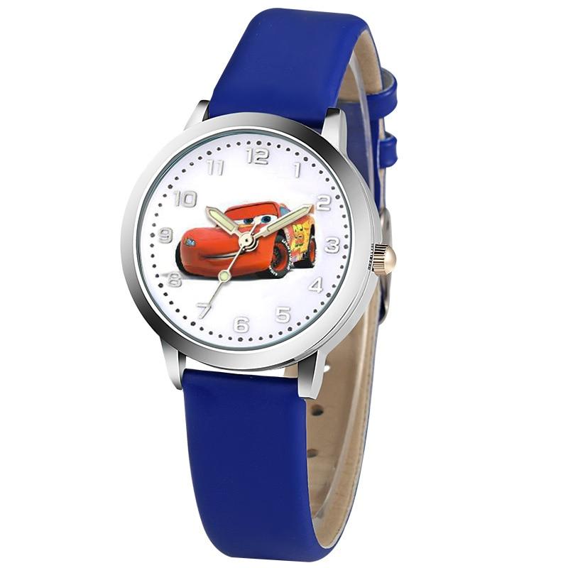 Mickey Mouse Cartoon Wristwatch Mickey Belt Fashion Watch Children Quartz Watch Kids Watches Gifts Boys Quartz Silicone Alloy