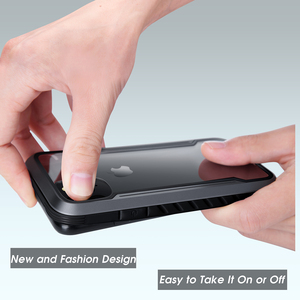 Image 4 - for iPhone 11 Pro Case Defense Shield Series Military Grade Drop Tested, Anodized Aluminum TPU Polycarbonate Protective Case