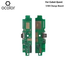 Ocolor pour Cubot Quest USB carte de Charge assemblage pièces de réparation pour Cubot Quest USB conseil accessoires de téléphone portable en Stock