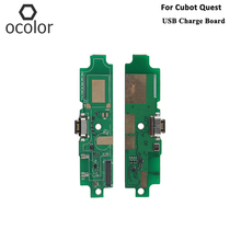 ocolor For Cubot Quest USB Charge Board Assembly Repair Parts For Cubot Quest USB Board Mobile Phone Accessories In Stock