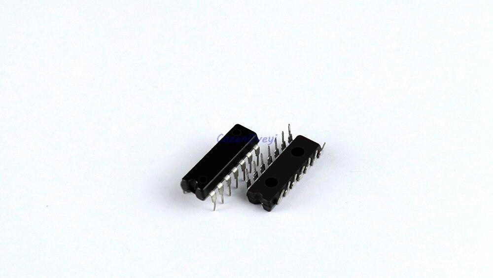 10pcs/lot CD4075 CD4075BE DIP-14
