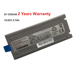 10,65 V 5.7Ah CF-VZSU48 batería del ordenador portátil para Panasonic Toughbook CF-19 CF19 CF-VZSU48R CF-VZSU28 CF-VZSU50 CF-VZSU48U