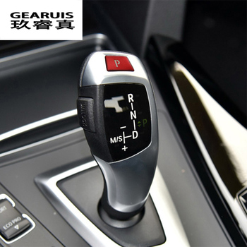 Car Styling Central Control Gear Shift Panel Buttons Covers Stickers Trim For BMW 1 3 5 Series F20 F30 f10 f32 F25 X5 F15 X6 F16 image