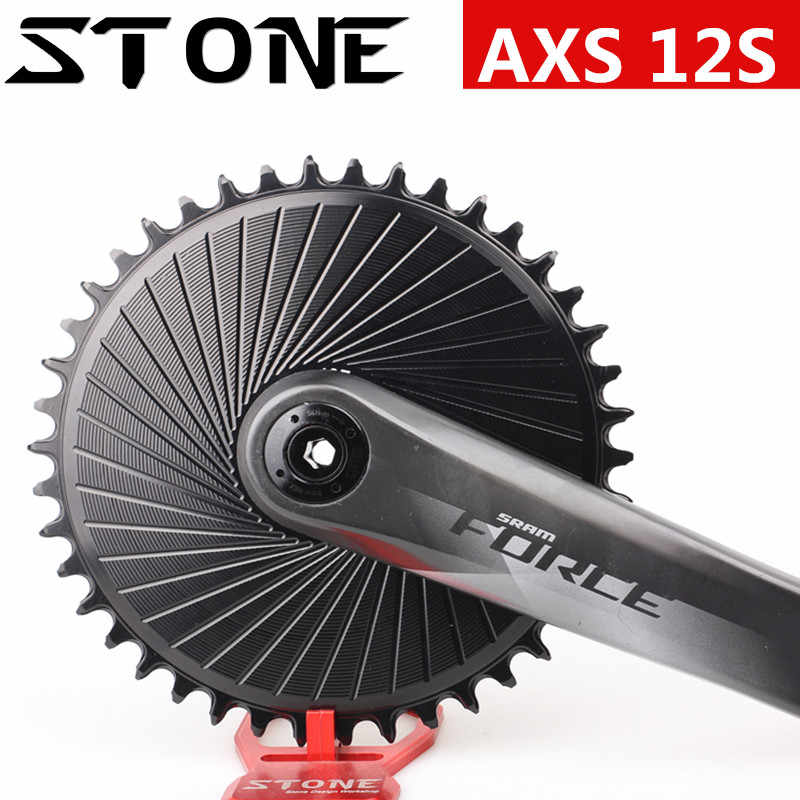 Stone Chainring for AXS Rival 11 22 Force Red Direct Mount 9 10 11 Speed Gravel Chainwheel for Sram Road Bike