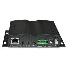 NA721 IP network intercom audio terminal network transmissio