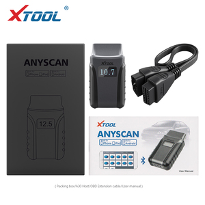 Image 5 - XTOOL Anyscan A30 מלא מערכת רכב אבחון כלים OBD2 קוד קורא סורק עבור EPB שמן איפוס כל משלוח רכב תוכנה משלוח