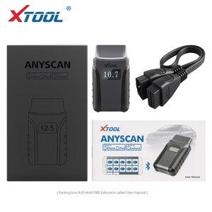 Image 5 - XTOOL Anyscan A30 Volle system Auto Diagnose Werkzeuge OBD2 code reader scanner für EPB Öl reset Alle Kostenloser auto software freies