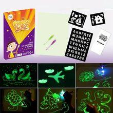 2019 Draw With Light Fun And Developing Toy Drawing Board Magic Draw Educational полотенцесушитель электрический 600х600 мэм правый сунержа флюид 2 0 00 5221 6060