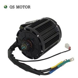 Image 1 - QSMOTOR 138 4000W 90H 7500W 최대 연속 72V 100KPH 미드 드라이브 모터