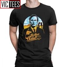 Camiseta de algodão para homens, camiseta melhor de chamada para homens da série goodman drama legal de tv