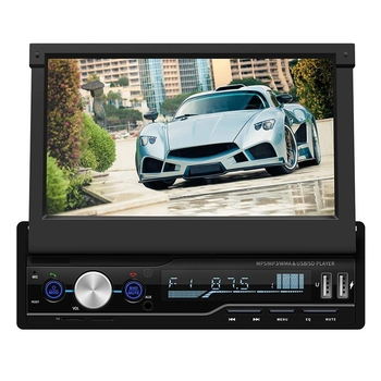 T100 7 Inch Car Stereo MP5 Player Car MP4 Card Machine BT Call Reversing Image with MP3 AM USB FM