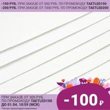 Фетр (белый) 1.4 жесткий 180гр/м.кв. 10шт/упак