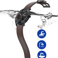 Newest DT98 1.3inch IP68 Waterproof Full Touch Screen Sport Smartwatch Fitness Bracelet Wristband fitness tracker smart watch