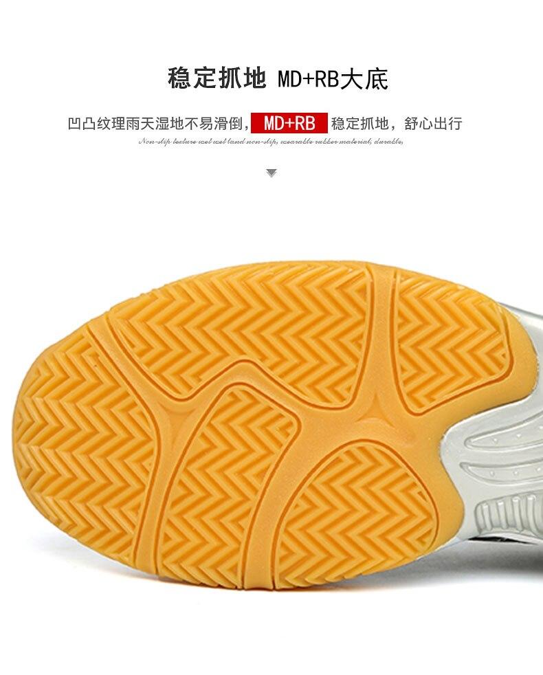 luxo tênis tamanho grande 36-45 respirável tênis badminton