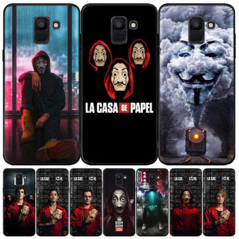 Madman Horror Case For Samsung Galaxy J5 J7 2016 J3 2017 J4 J6 Plus J2 Pro 2018 Cover For Samsung A3 A5 A6 A7 A8 Plus 2017 2018 image