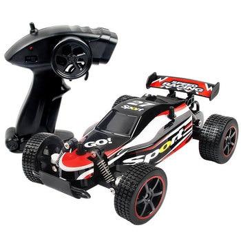 Hipac-coches todoterreno a Control remoto para niños, 2,4G, 4 canales, juguetes para escalada de alta velocidad