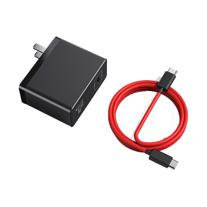 Image 3 - New Original Nubia 120W GaN Quick charger 120W GaN charger For Nubia RedMagic 6/6pro 120W Fast Charger With 6A Cable