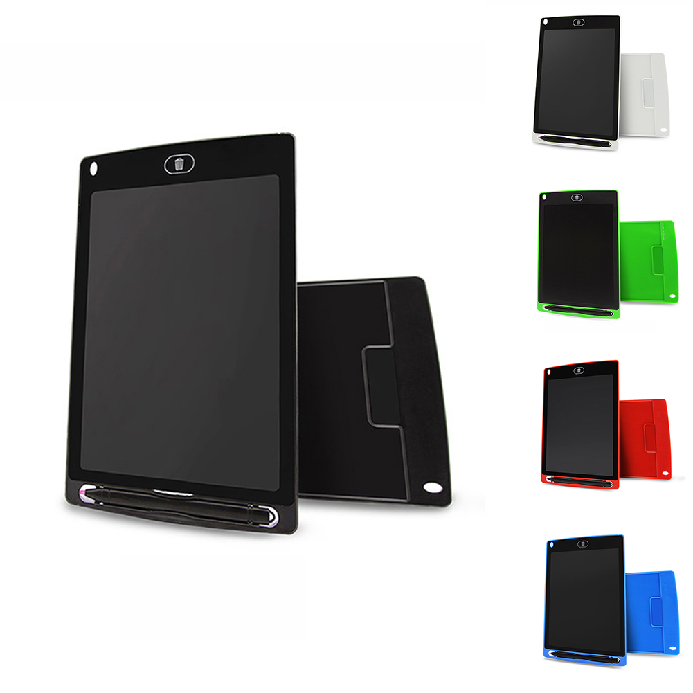 12 Inch Large LCD e-Writer Tablet Writing Drawing Memo Boogie Board For Kids HA