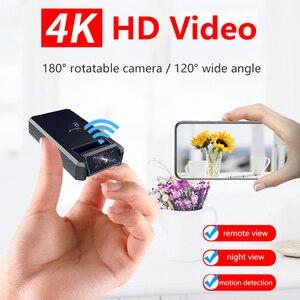 Mini Wifi IP Camera Full HD 4K