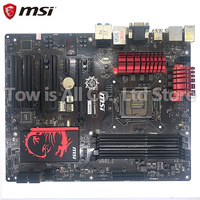 MSI B85 G43 GAMING original mainboard DDR3 LGA 1150 USB2.0 USB3.0 DVI HDMI VGA 32GB B85 used Desktop motherboard|Motherboards|Computer & Office -