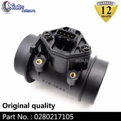 Xuan Nieuwe Maf Mass Air Flow Meter Sensor 0280217105 Voor Saab 900 Ii 2.0L 2.3L 2.5L Kia Sephia Spectra Carens 1.8L Sportage 2.0L