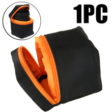 цена на Mayitr Camera Bags For Canon Sony 1pc Portable DSLR Camera Lens Protector Waterproof Mirrorless Lens Pouch Case Bag