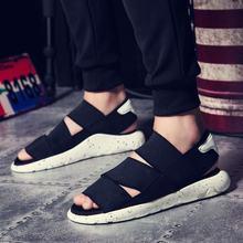 Мужские сандалии; Модные новые сандалии на платформе; Мужская