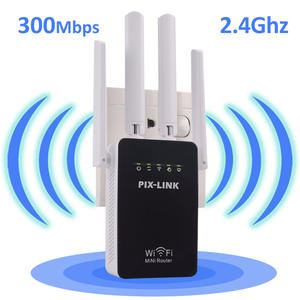 wireless wi-fi 802.11n 300mbps 2.4g firewall router repeater extender repetidor booster 4g for xiaomi wi fi wifi versterker