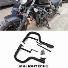 MKLIGHTECH For KAWASAKI VN650 Vulcan S 650 EN650 2015-2018 Motorcycle CNC Engine Protector Guard Crash Bar Bumpers