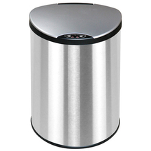 Automatic Dustbin Large Capacity Standing Waste bin Round Shape Sensor Garbage Bin For Hotel Home Office Toilet kitchen Tools