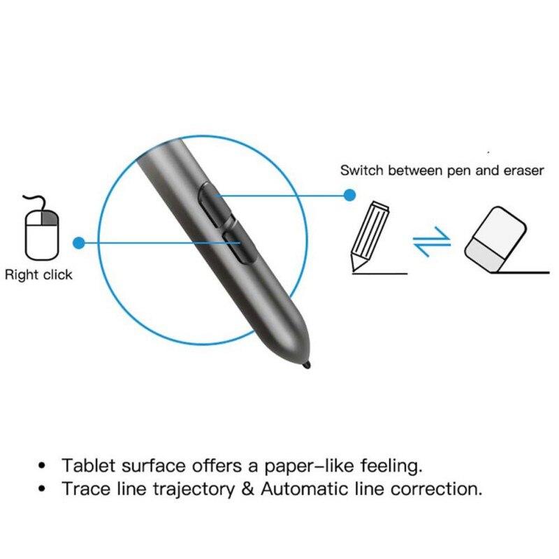 Tablet Caneta Passiva Gráfico Desenho Tablet
