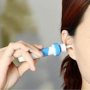 Автоматический очиститель ушей, Электрический Очиститель ушей, средство для удаления грязи, безопасные инструменты для взрослых, детский п...