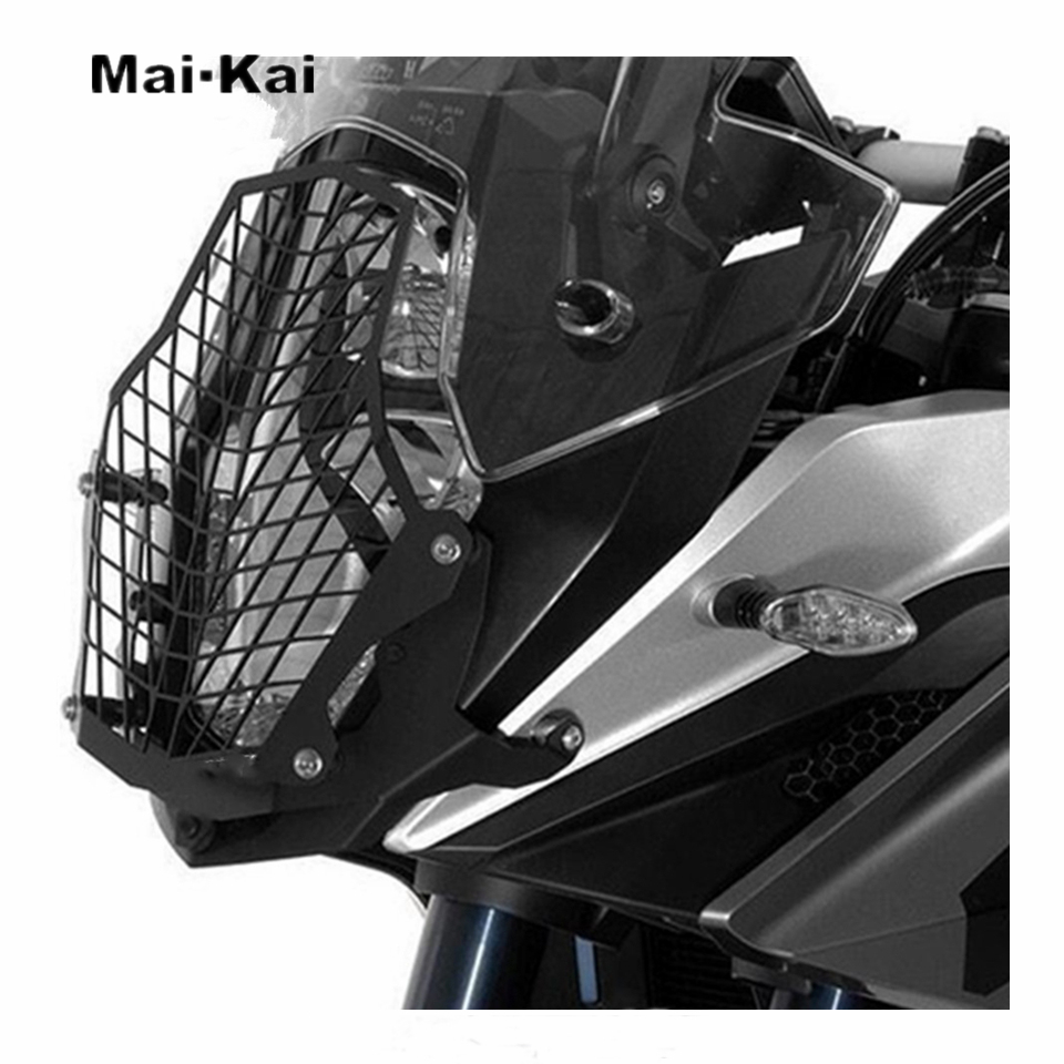 MAIKAI For KTM 1050 1090 1190 1290 Motorcycle CNC Headlight Guard Cover Protector