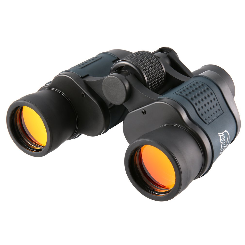 Spotting Binocular 60x60 3000M Zoom HD Night Vision Hunting Binoculars Telescope Theater Hunting Binoculo visor nocturno caza|Indicator Lights| |  - title=